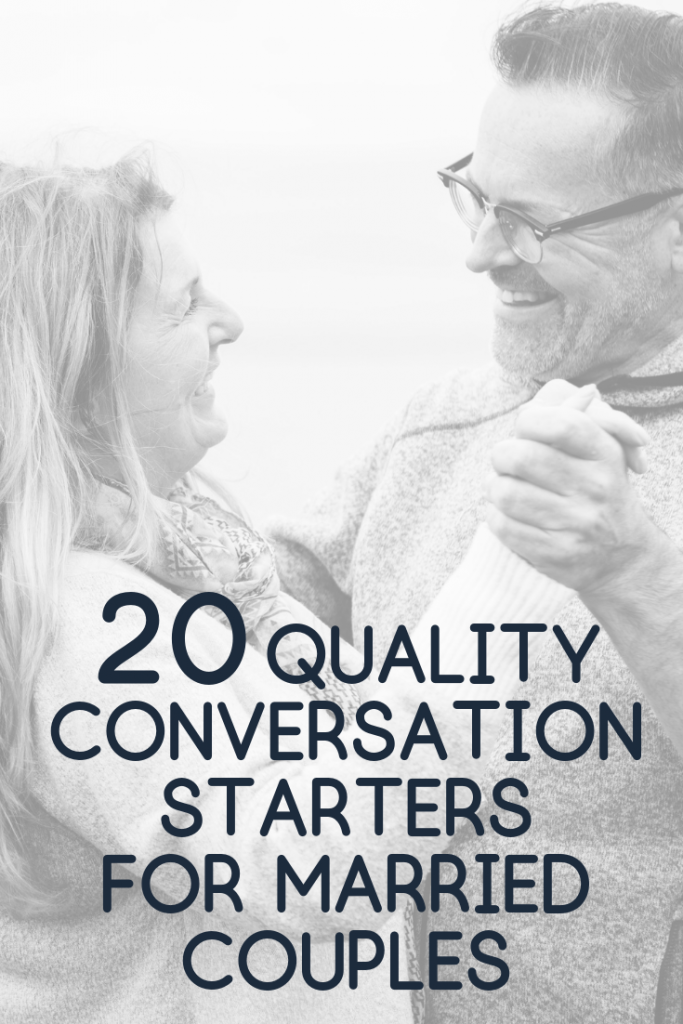 20 Quality Conversation Starters For Married Couples | Marriage Questions
