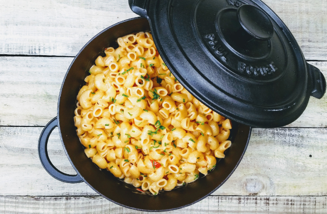 Harissa Macaroni and Cheese | Homemade |