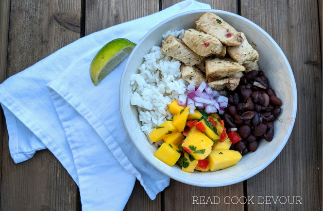 Easy Cuban Rice Bowls | Read Cook Devour