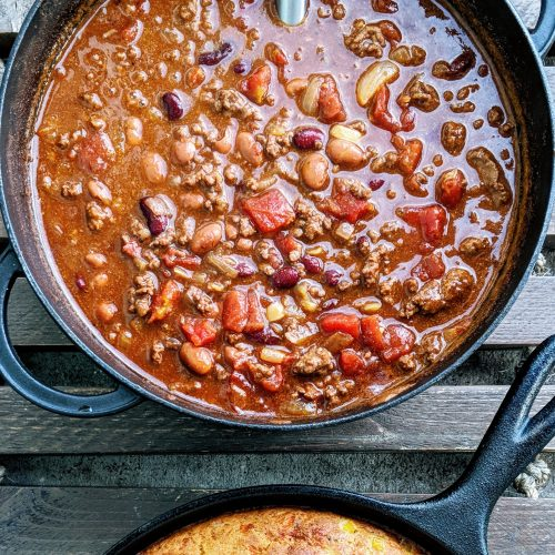 The Cozy Fall Chili Everyone Will Love