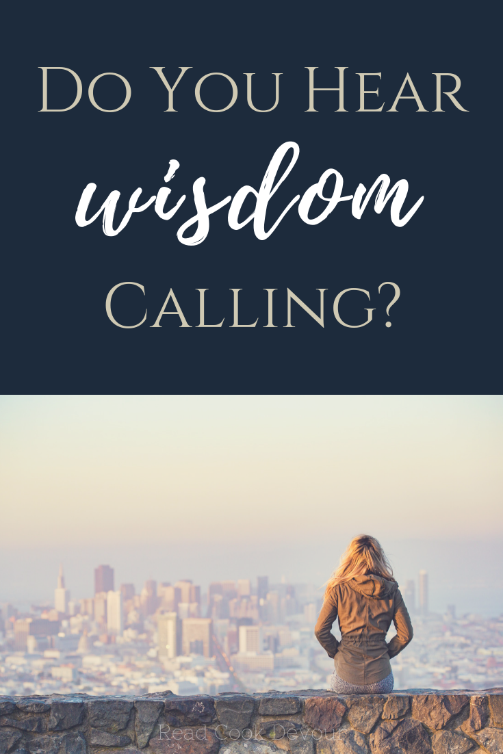 Do You Hear Wisdom Calling? | Proverbs | Above the Commotion | Listening to God's Voice