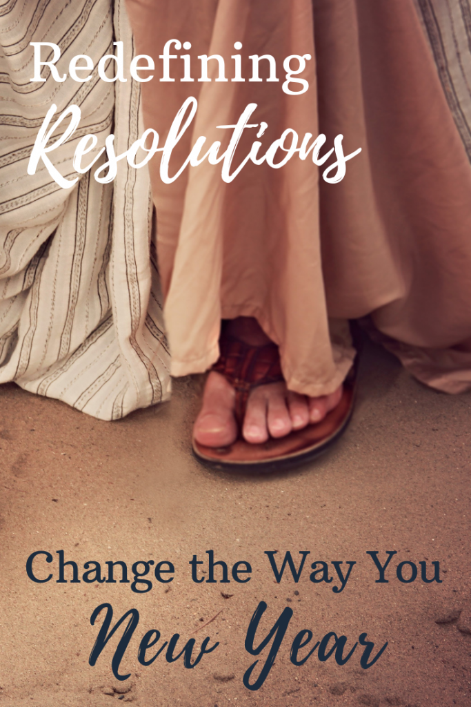 Redefining Resolutions: Change the Way You New Year