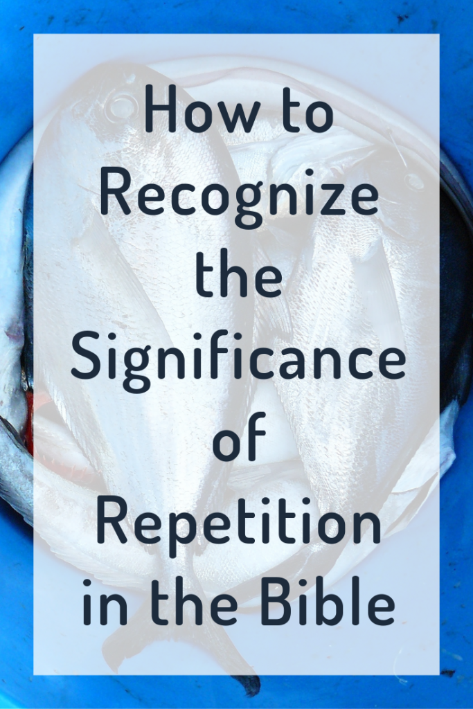 How to Recognize the Significance of Repetition in the Bible | Gospel of Matthew | Feeding the 5,000 | Miracles | Bible Study Tips | #OpenYourBible | Loaves and Fishes