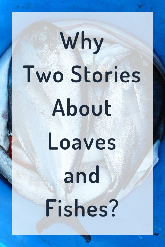 Why Two Stories About Loaves and Fishes? | How to Recognize the Significance of Repetition in the Bible | Gospel of Matthew | Feeding the 5,000 | Miracles | Bible Study Tips | #OpenYourBible