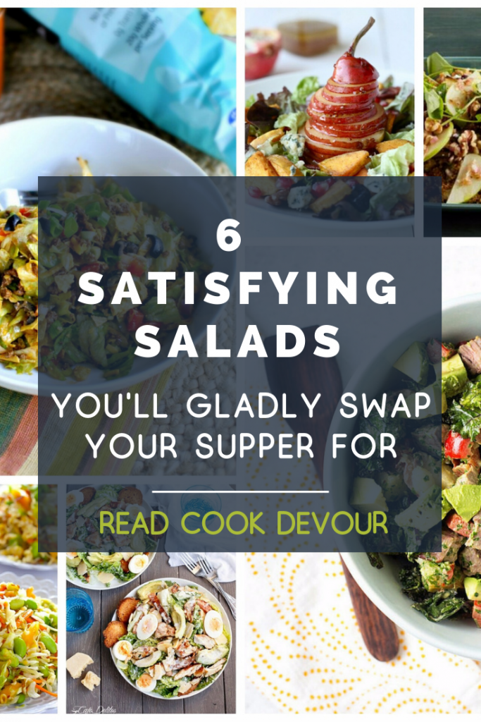 6 Satisfying Salads You'll Gladly Swap Your Supper For | Healthy Dinner