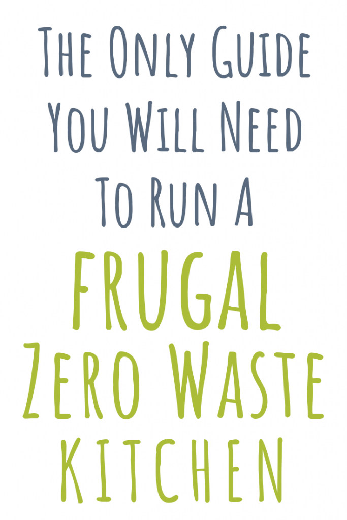 The Only Guide You Will Need to Run a Frugal Zero Waste Kitchen | Book Review | An Everlasting Meal by Tamar Adler
